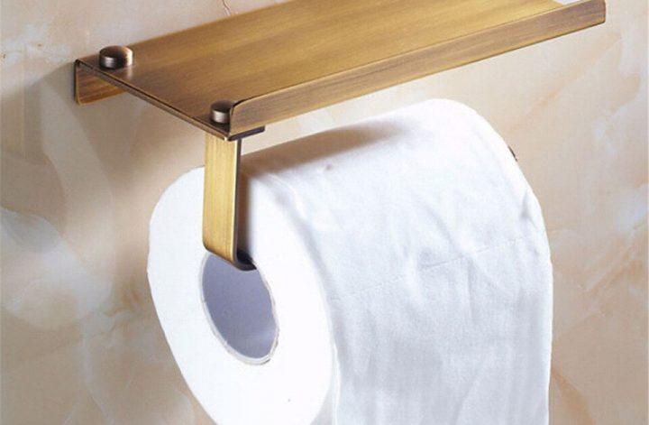 Toilet-Holder-Roll-Dispenser